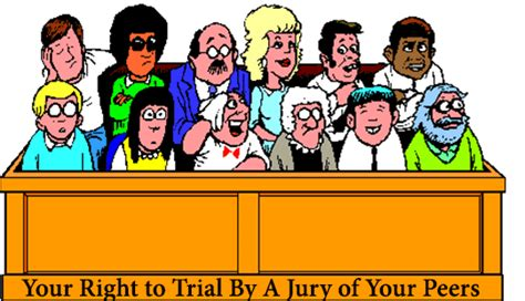 Can You Be A Juror With A Criminal Record Crime Website The Jury System Or When Justice Became Luck