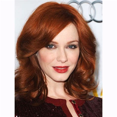 what is most flattering hair couler on woman in her forties 21 red hair color ideas for every skin tone in 2018 allure
