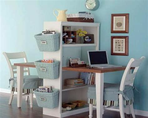 home office for two 20 space saving office designs with functional work zones