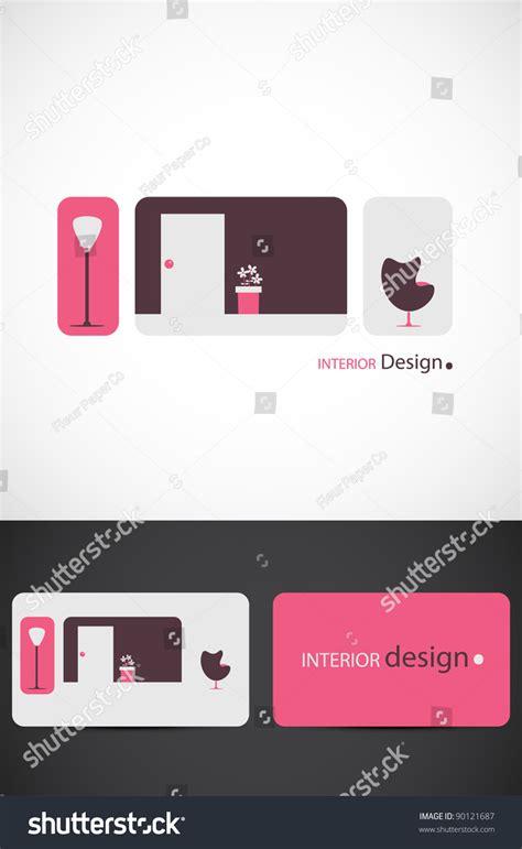 interior design icon such logo vector eps10 90121687