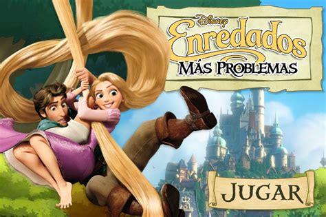Gamis Rapunzel No 1 1 2th princesas disney enredados juego m 225 s problemas
