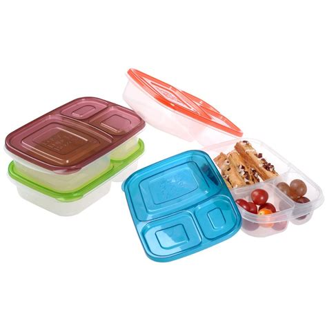 Plastic Food Container Set 4pcs 1 buy wholesale food containers from china