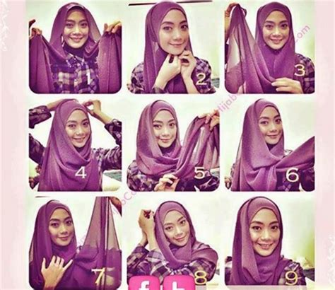 tutorial hijab satin ala zaskia sungkar tutorial hijab modern ala zaskia sungkar terbaru 2016