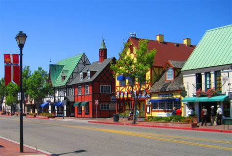 Awesome Christmas Village In Michigan #7: Solvang_John_Skaly_121602-950x639.jpg