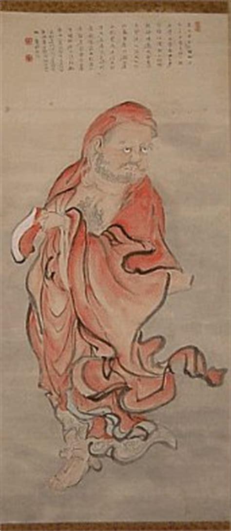 china doll annotated daruma bodhidharma patriarch of zen buddhism in china