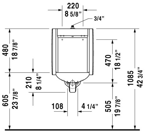 Duravit Toilet Parts Canada by American Standard Urinal Plumbing Diagram Wiring Diagram