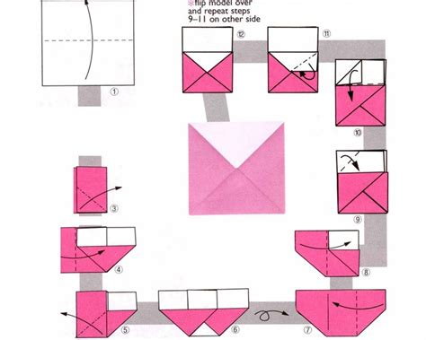 How To Write Origami In Japanese - diy envelopes mail 10 handpicked ideas to discover in