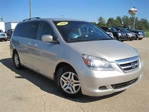 2006 Honda Odyssey Ex 2006 Honda Odyssey Ex Russ Braunecker Cadillac Buick Gmc
