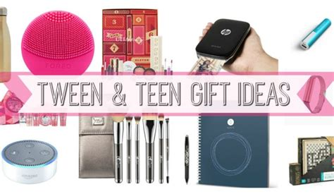 gift ideas teenagers amazing tween and list gift ideas they ll