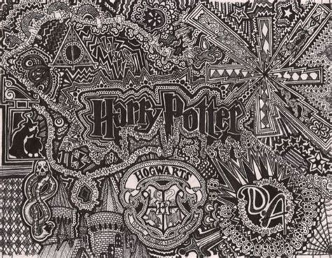 doodle name ayu a doodle of the harry potter era harry potter