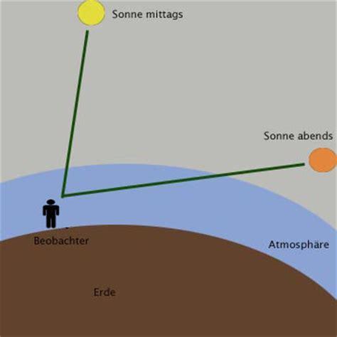 Warum Ist Die Sonne Gelb by Michael Kunze Astronomie Reisen Fotografie