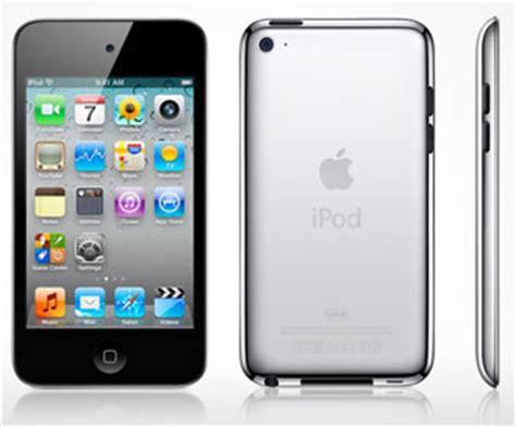 apple ipod touch 4th generation digital mp3 player / radio