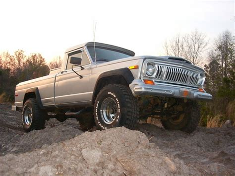 Jeep Series 4x4 Play 1978 Jeep J Series Specs Photos Modification