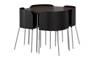 Compact Kitchen Tables Stunning Kitchen Tables And Chairs For The Modern Home