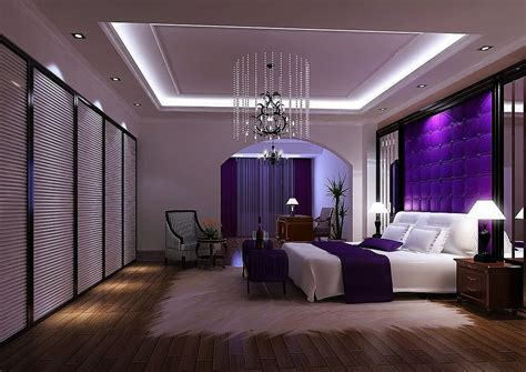 white purple color purple bedroom walls white wall