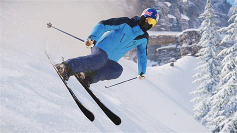 Snowy Gamis f2p winter sports snow launches before winter s end