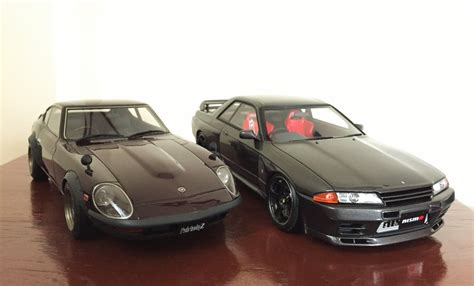 Chappaquiddick Skyline Everyone Else Is Evolving Nissan Skyline Gt R R32 Nismo By Ignition Model Datsun