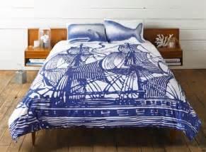 nautical bedding for snoop paul nautical homeware