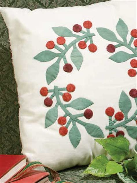 Everyday Celebrations Simple Patchwork Pillows Free Pattern - quilting traditional pattern techniques cherry