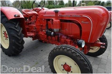 porsche tractor for sale 50 000 porsche tractor for sale on donedeal agriland