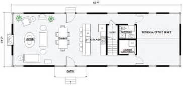 Micro Cottage With Garage nowhouse floorplans