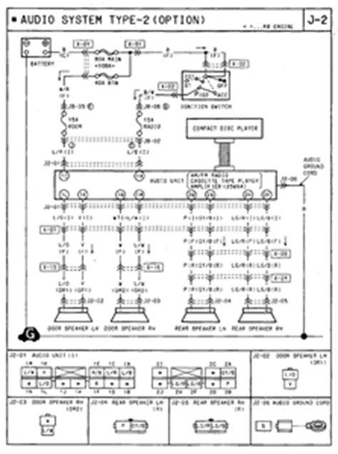1992 pajero stereo wiring diagram mitsubishi triton 1992