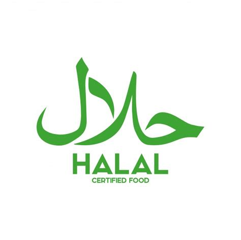 halal vectors   psd files