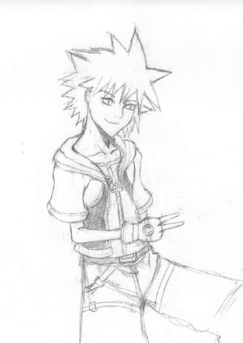 Sora Sketch By Chitown16