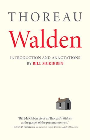 walden annotated book beacon press walden