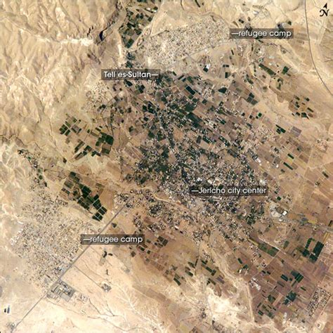 Jericho Original jericho west bank image of the day