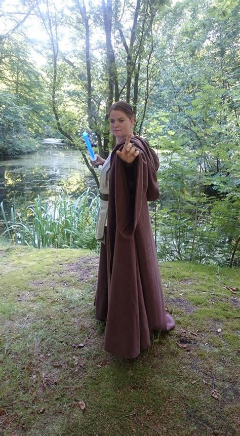 tutorial jedi costume jedi costume tutorial sci fi and fantasy network