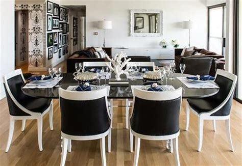 black and white home decor using black and white in your home decor paperblog
