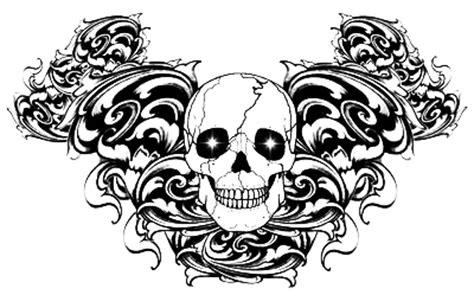 chest tattoo designs png skull tattoo tatoo pinterest tatoo and tattoo