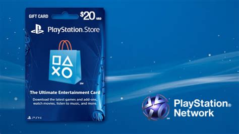 Buy Psn Gift Card - buy playstation store gift card 20 dlcompare com