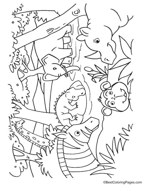 coloring page drinking water free coloring pages of drinking