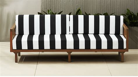 black and white striped ottoman black and white striped sofa black and white striped couch