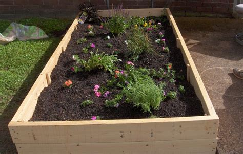 how to start a garden bed how to build a flower bed quiet corner