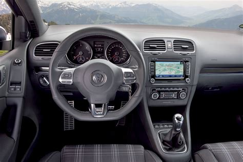Vw Golf 6 Interior by Golf Vi Gtd Auto Titre