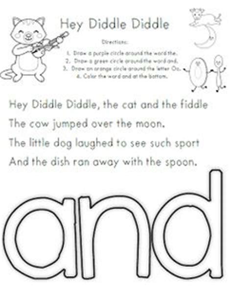 hey doodle doodle rhyme 1000 images about nursery rhyme activities on