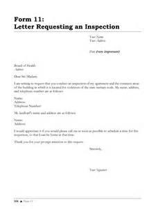 Letter For Rental Property Inspection Best Photos Of Request Inspection Letter Mold Inspection Report Letter Notice Of Inspection