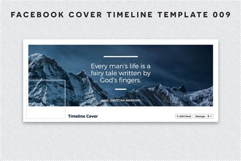 free facebook cover timeline template 9 creativetacos