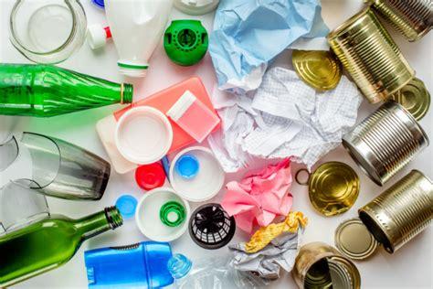 cestos en materiales reciclables 4 materiales reciclables que se pueden reutilizar wellindal