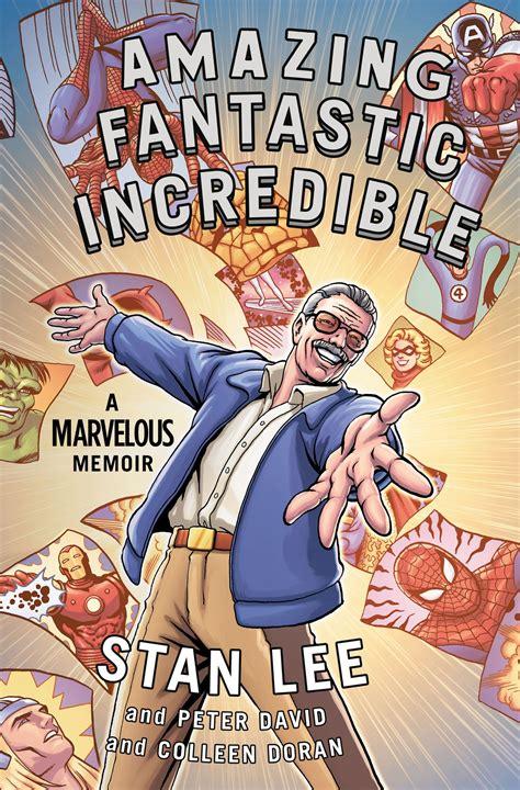 biography comic book amazing fantastic incredible marvel comics impresario