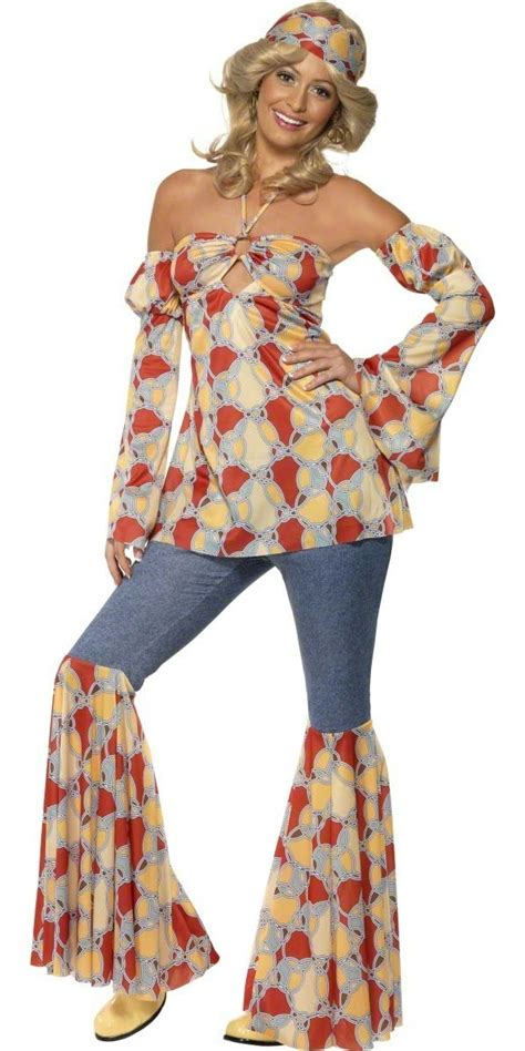 70 s vintage hippy costume 39434 fancy dress