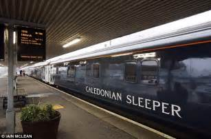 all aboard the caledonian sleeper where you ll