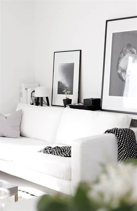 clean white living room designs flat501