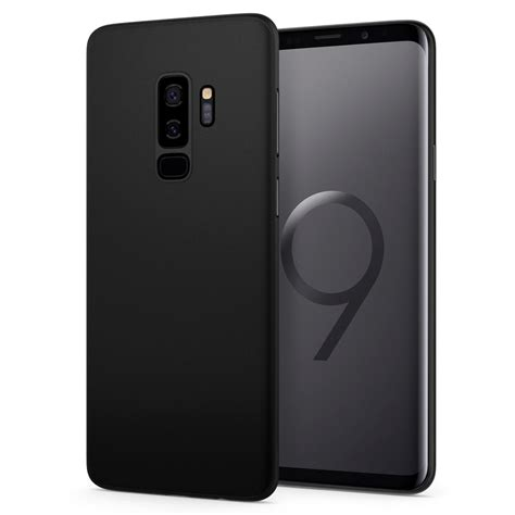 Spigen Air Skin For Galaxy S8 Black Berkualitas galaxy s9 plus air skin spigen inc