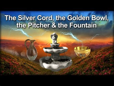 Pitcher 4l the silver cord the golden bowl the pitcher the