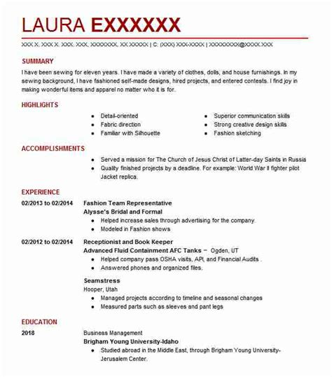 How To Tailor A Resume To A
