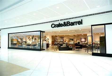 crate barrel fiscal report 2014 crate barrel opens at sm mega fashion hall philippine